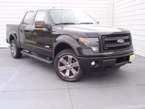 Tuxedo Black Metallic 2014 Ford F350 Super Duty Lariat Crew Cab 4x4 Dually