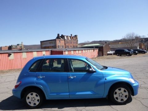 Surf Blue Pearl 2008 Chrysler PT Cruiser LX