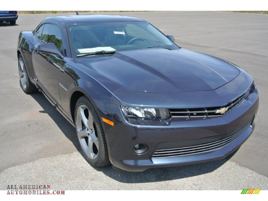 2014 chevrolet camaro lt coupe in blue ray metallic. Black Bedroom Furniture Sets. Home Design Ideas