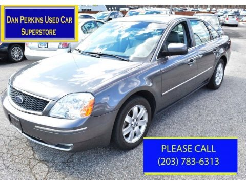 Dark Shadow Grey Metallic 2005 Ford Five Hundred SEL