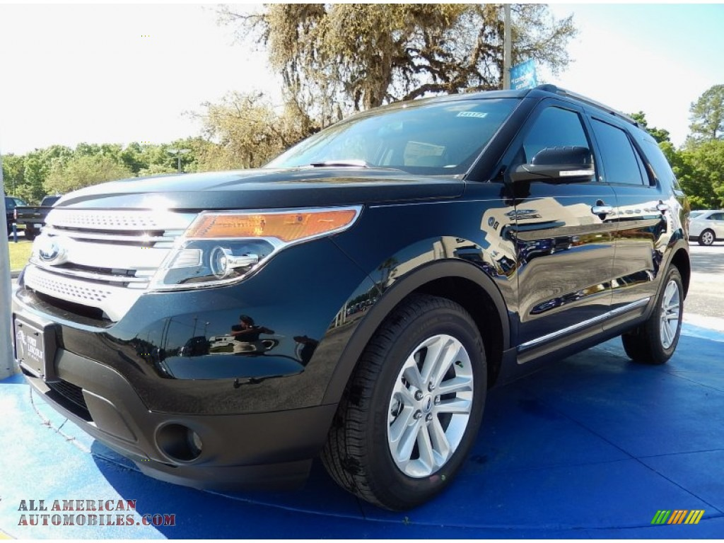 2014 ford explorer xlt in dark side b88475 all american automobiles buy american cars for. Black Bedroom Furniture Sets. Home Design Ideas