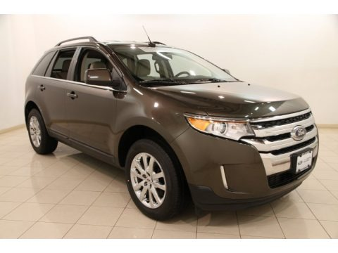 Earth Metallic 2011 Ford Edge Limited