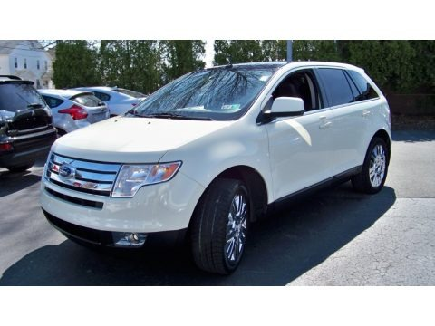 Creme Brulee 2008 Ford Edge Limited AWD