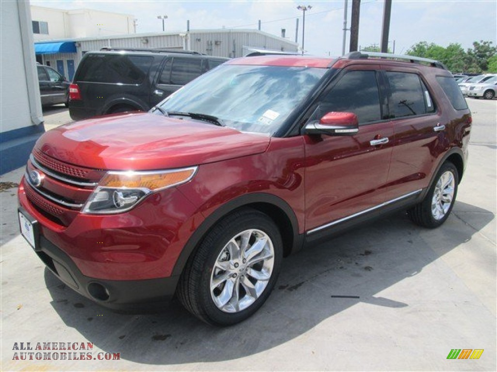 2014 ford explorer limited in sunset c06594 all american automobiles buy american cars for. Black Bedroom Furniture Sets. Home Design Ideas
