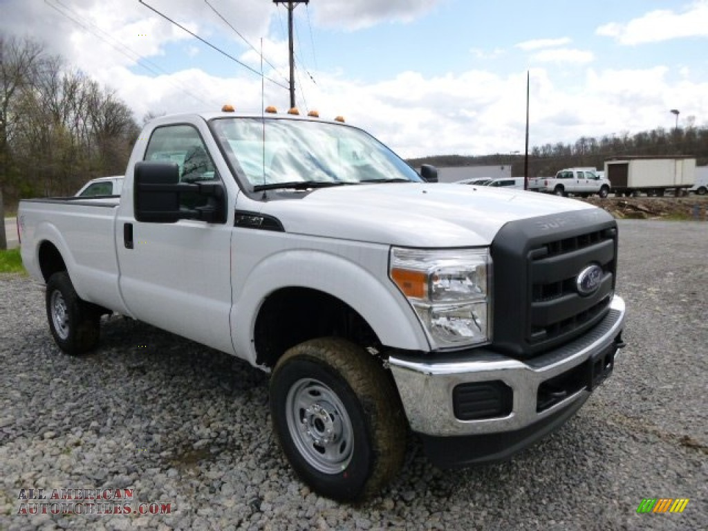 2015 ford f250 super duty xl regular cab 4x4 in oxford white photo 2 a01893 all american. Black Bedroom Furniture Sets. Home Design Ideas