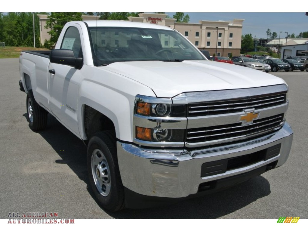 2015 Chevrolet Silverado 2500HD WT Regular Cab 4x4 in ...