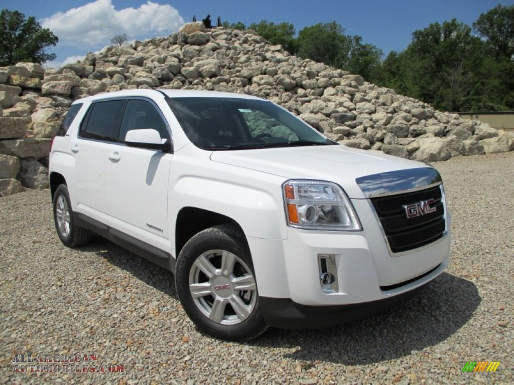 2014 gmc terrain sle in summit white 326355 all american automobiles buy american cars for. Black Bedroom Furniture Sets. Home Design Ideas