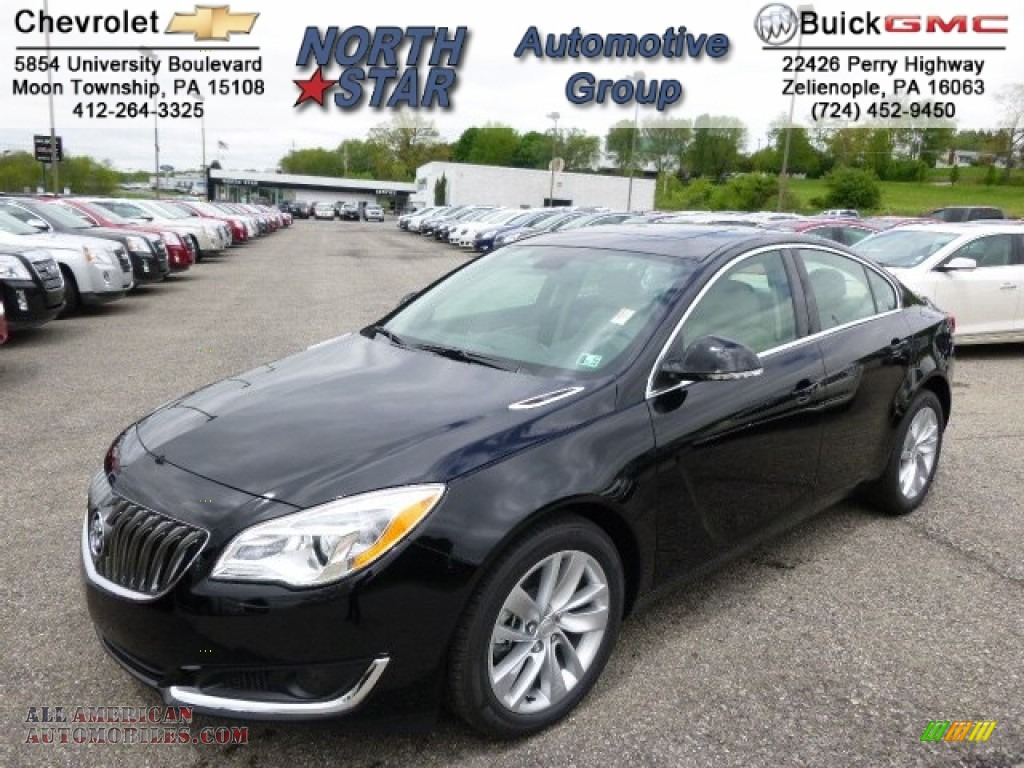 2014 buick regal awd in black onyx 302111 all american. Black Bedroom Furniture Sets. Home Design Ideas