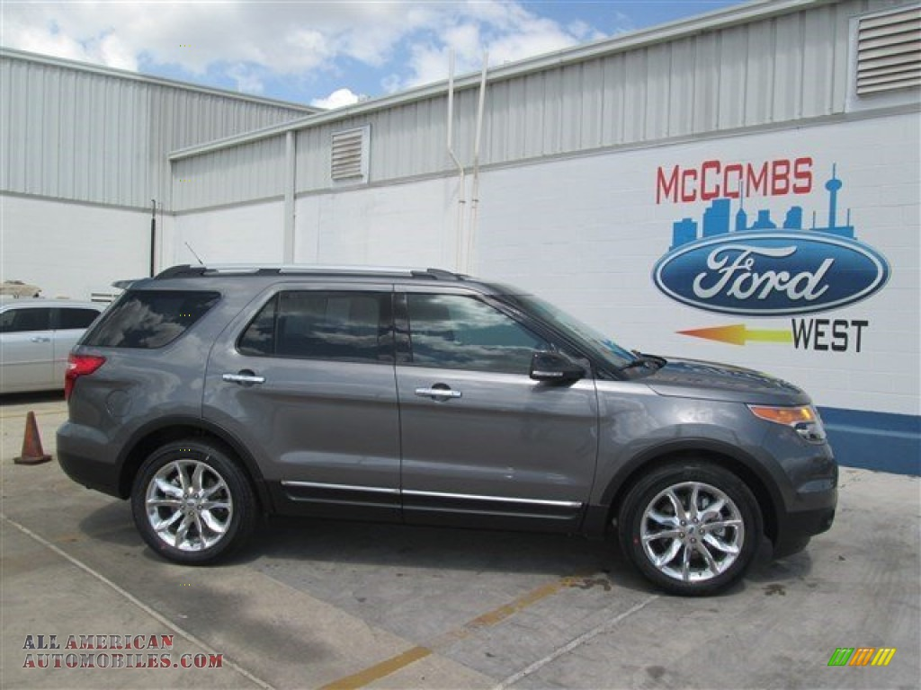 2014 Ford Explorer XLT in Sterling Gray - C22462 | All American
