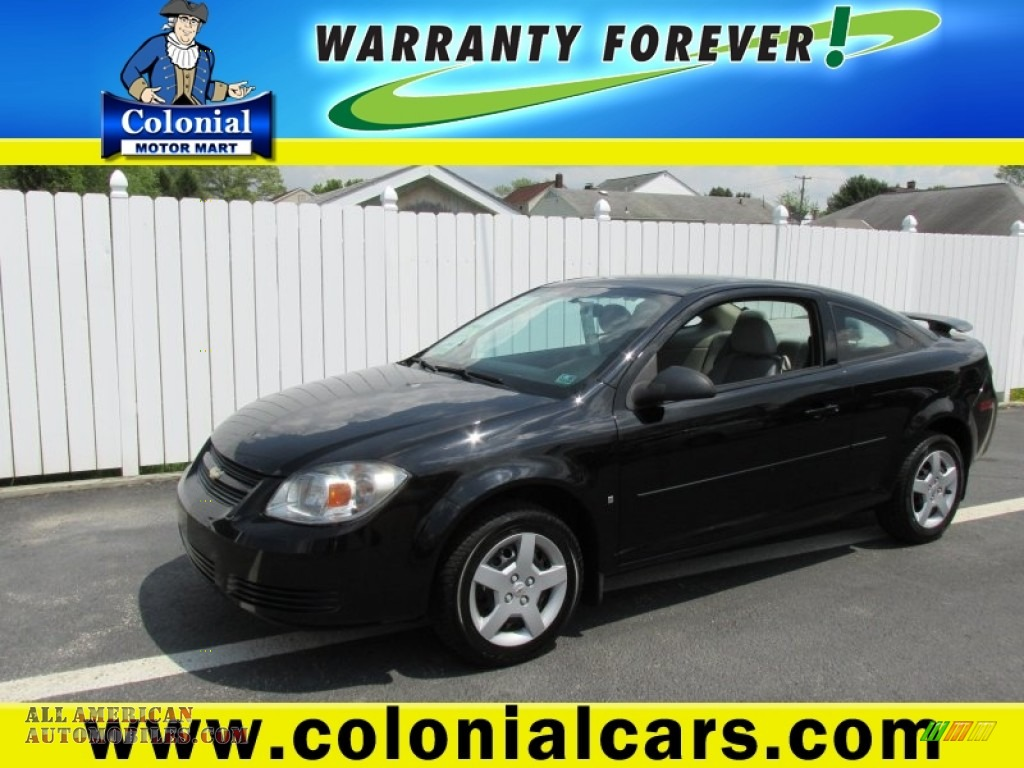 2008 chevrolet cobalt ls coupe in imperial blue metallic for Colonial motors indiana pa