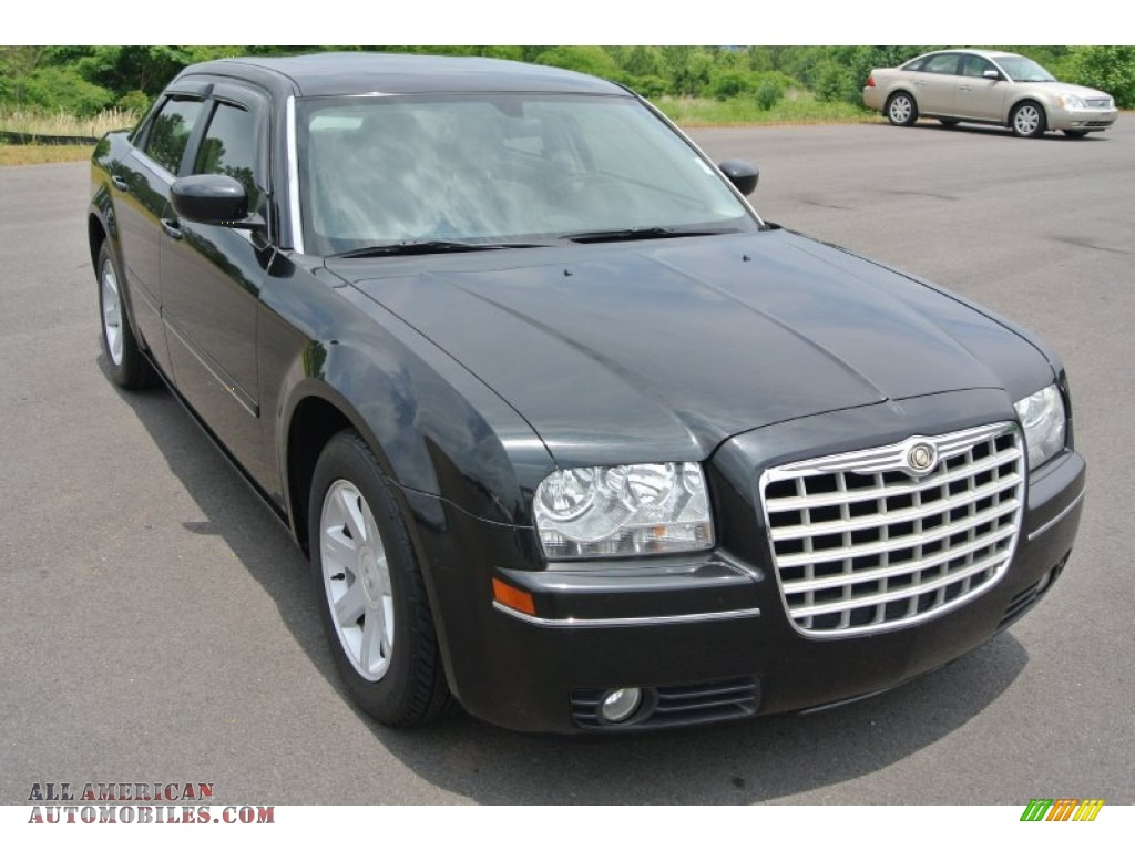2005 chrysler 300 touring in brilliant black crystal pearl 635217 all american automobiles. Black Bedroom Furniture Sets. Home Design Ideas