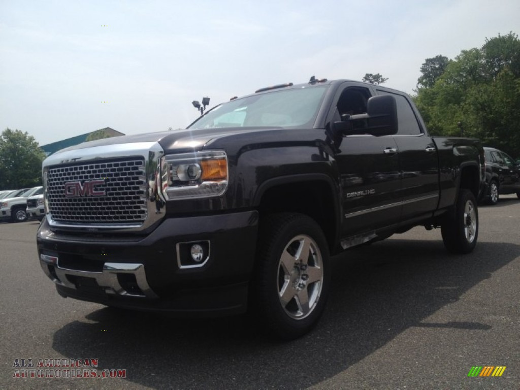 2015 gmc sierra denali 2500hd iridium metallic for sale autos post. Black Bedroom Furniture Sets. Home Design Ideas