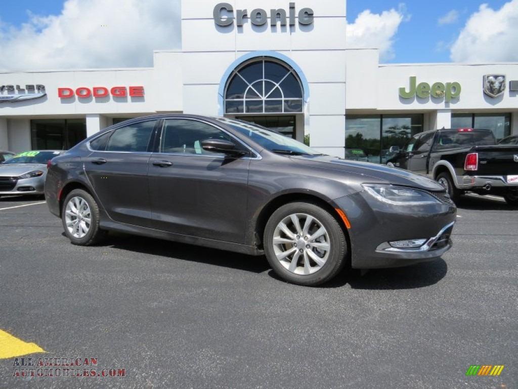 News 187 Chrysler 187 2015 Chrysler 200 With Eleven Color