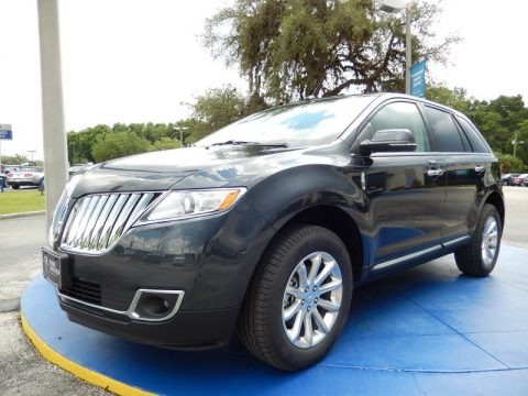 Smoked Quartz Metallic 2014 Lincoln MKX FWD