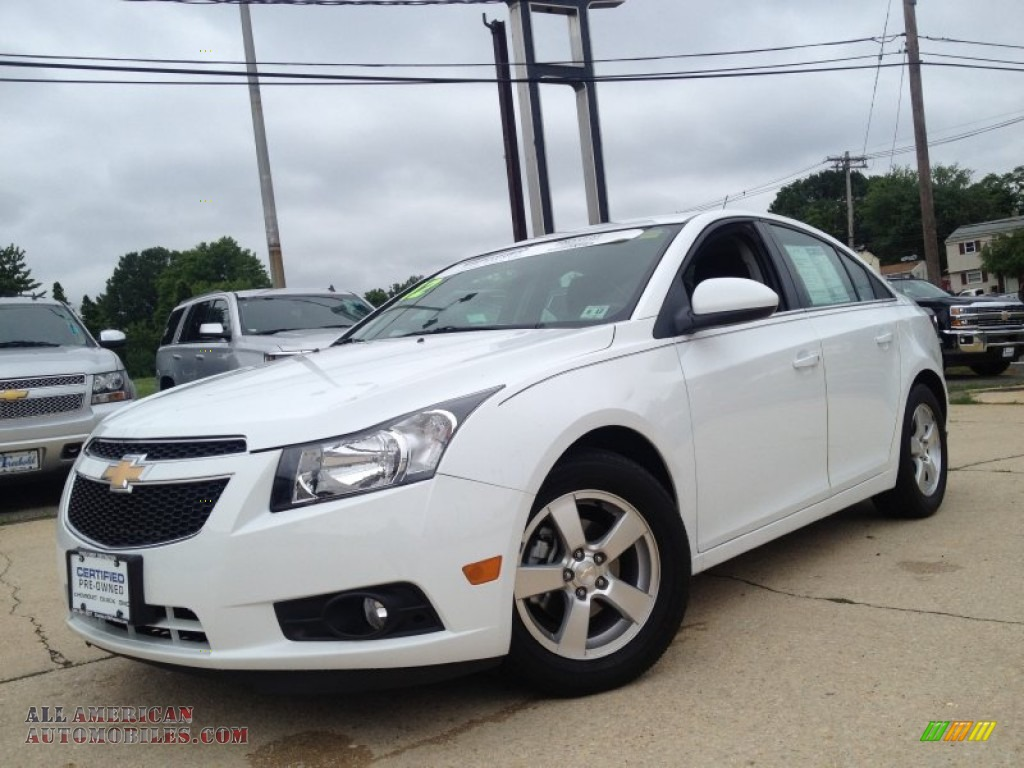 2012 chevrolet cruze lt in summit white 370834 all american automobiles buy american cars. Black Bedroom Furniture Sets. Home Design Ideas