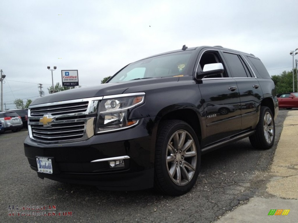 2015 Tahoe Ltz For Sale >> 2015 Chevrolet Tahoe LTZ 4WD in Black - 154021 | All American Automobiles - Buy American Cars ...