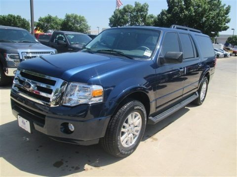 Blue Jeans 2014 Ford Expedition EL XLT
