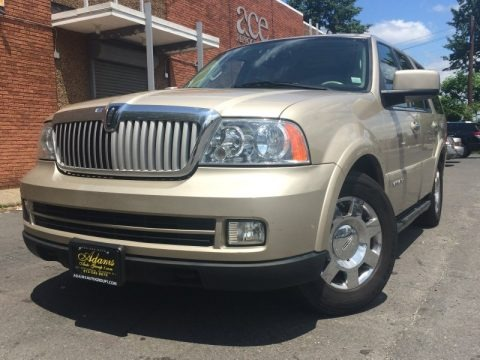 Light French Silk Metallic 2006 Lincoln Navigator Ultimate 4x4