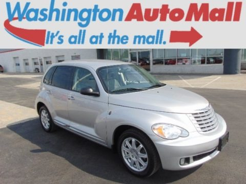 Bright Silver Metallic 2010 Chrysler PT Cruiser Classic