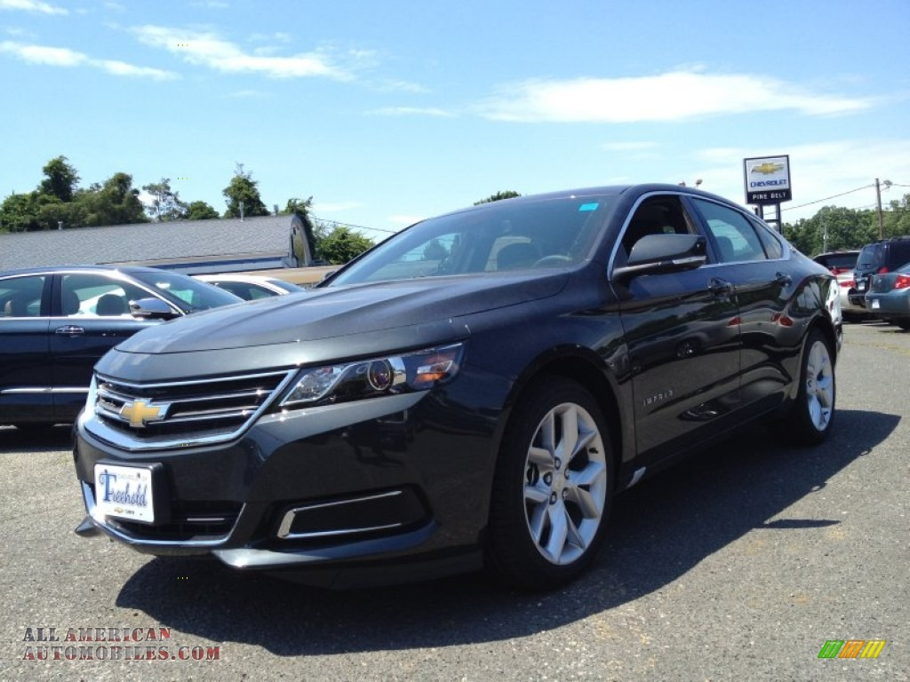 2015 Chevrolet Impala Lt In Ashen Gray Metallic 100311