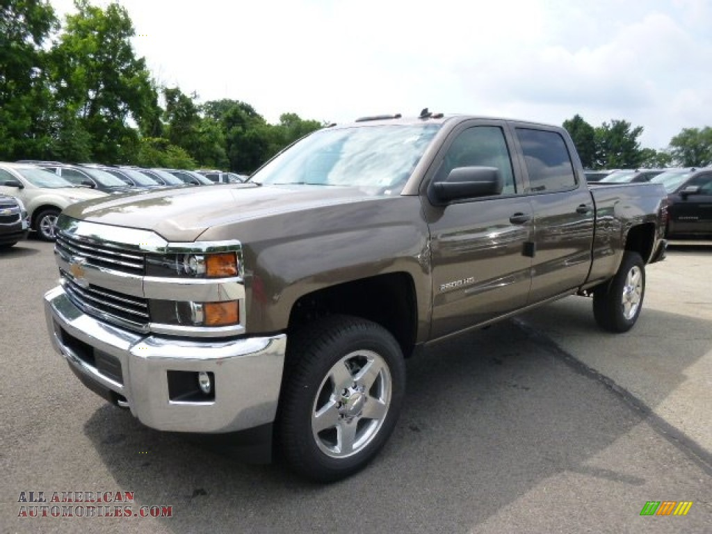 2015 chevrolet silverado 2500hd lt crew cab 4x4 in brownstone metallic photo 2 155914 all. Black Bedroom Furniture Sets. Home Design Ideas