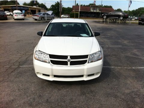stone white dodge avenger sxt for sale all american. Black Bedroom Furniture Sets. Home Design Ideas