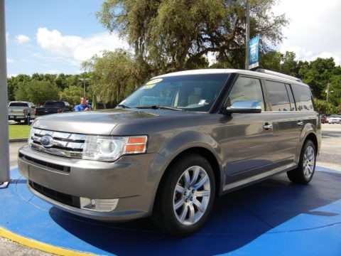 Sterling Grey Metallic 2009 Ford Flex Limited
