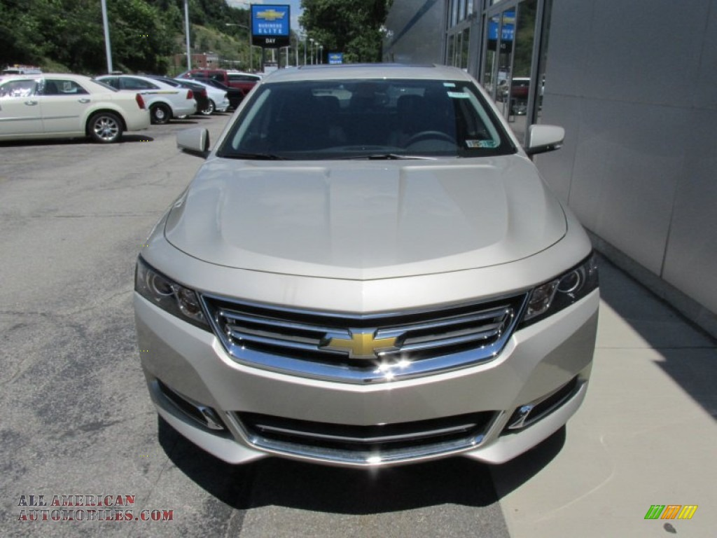 Day Ford Monroeville >> 2015 Chevrolet Impala LT in Champagne Silver Metallic ...