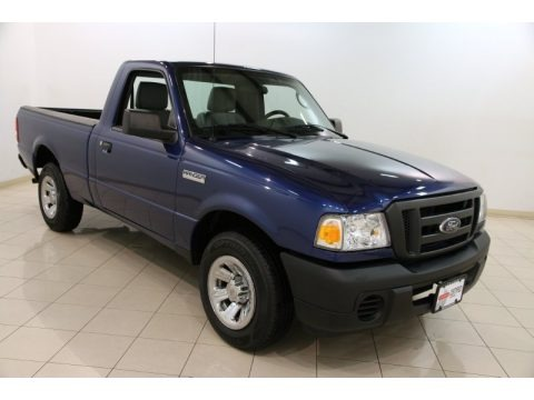 Vista Blue Metallic 2011 Ford Ranger XL Regular Cab