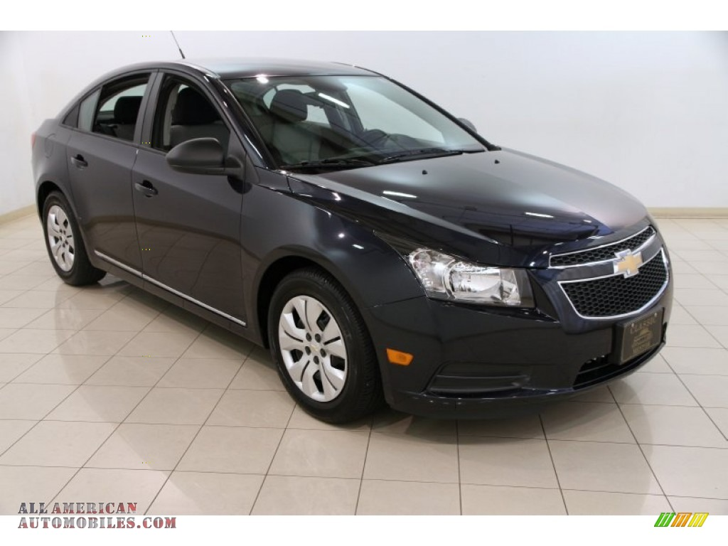 2014 chevrolet cruze ls in blue ray metallic 154576 all american automobiles buy american. Black Bedroom Furniture Sets. Home Design Ideas