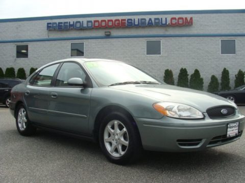 Light Tundra Metallic 2007 Ford Taurus SEL