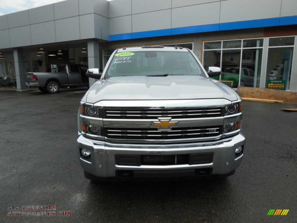 2015 Chevrolet Silverado 2500HD LTZ Double Cab 4x4 in ...