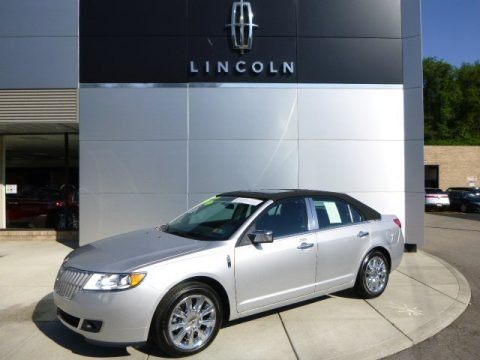 Ingot Silver Metallic 2012 Lincoln MKZ AWD