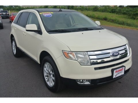 Creme Brulee 2007 Ford Edge SEL Plus AWD