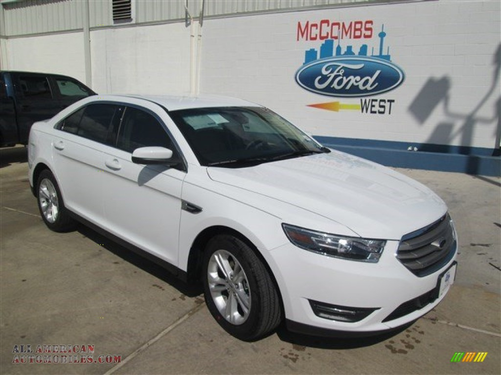 2014 Ford Taurus SEL in Oxford White - 178157 | All ...