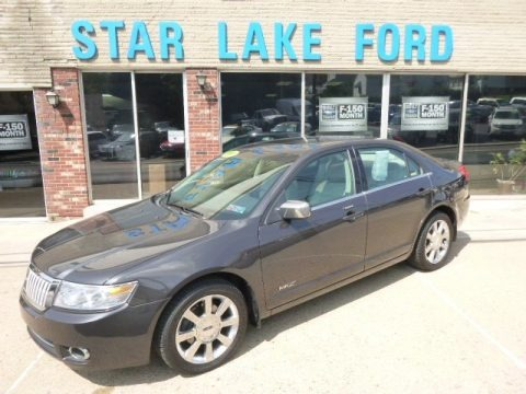 Alloy Metallic 2007 Lincoln MKZ AWD Sedan