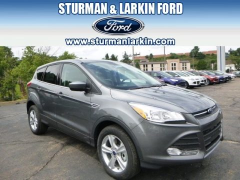 Sterling Gray 2014 Ford Escape SE 2.0L EcoBoost 4WD