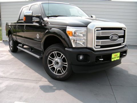 Tuxedo Black 2015 Ford F250 Super Duty Platinum Crew Cab 4x4