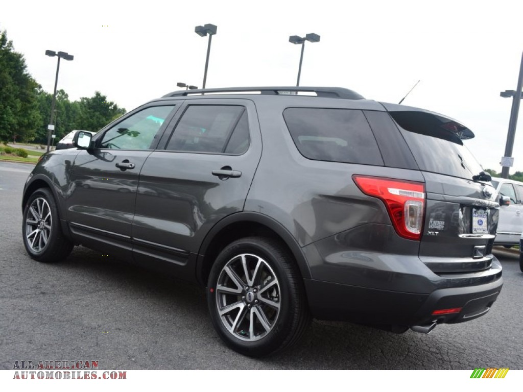 2015 ford explorer xlt in magnetic photo 28 a12191 all american automobiles buy american. Black Bedroom Furniture Sets. Home Design Ideas