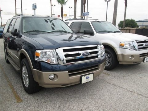 Blue Jeans 2014 Ford Expedition XLT