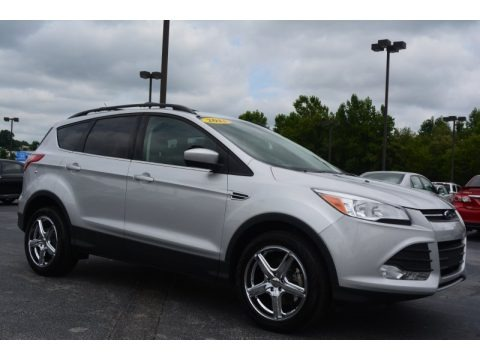 Ingot Silver Metallic 2013 Ford Escape SE 1.6L EcoBoost