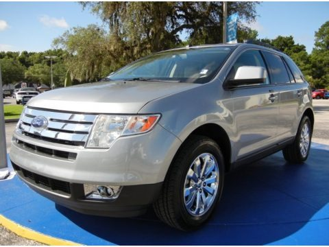 Pewter Metallic 2007 Ford Edge SEL