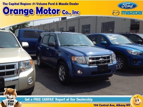 Sport Blue Metallic 2010 Ford Escape XLT V6 4WD