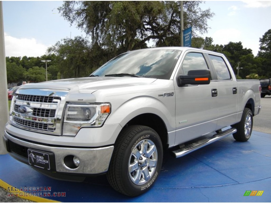 2014 ford f150 xlt supercrew in ingot silver c63426 all american automobiles buy american. Black Bedroom Furniture Sets. Home Design Ideas