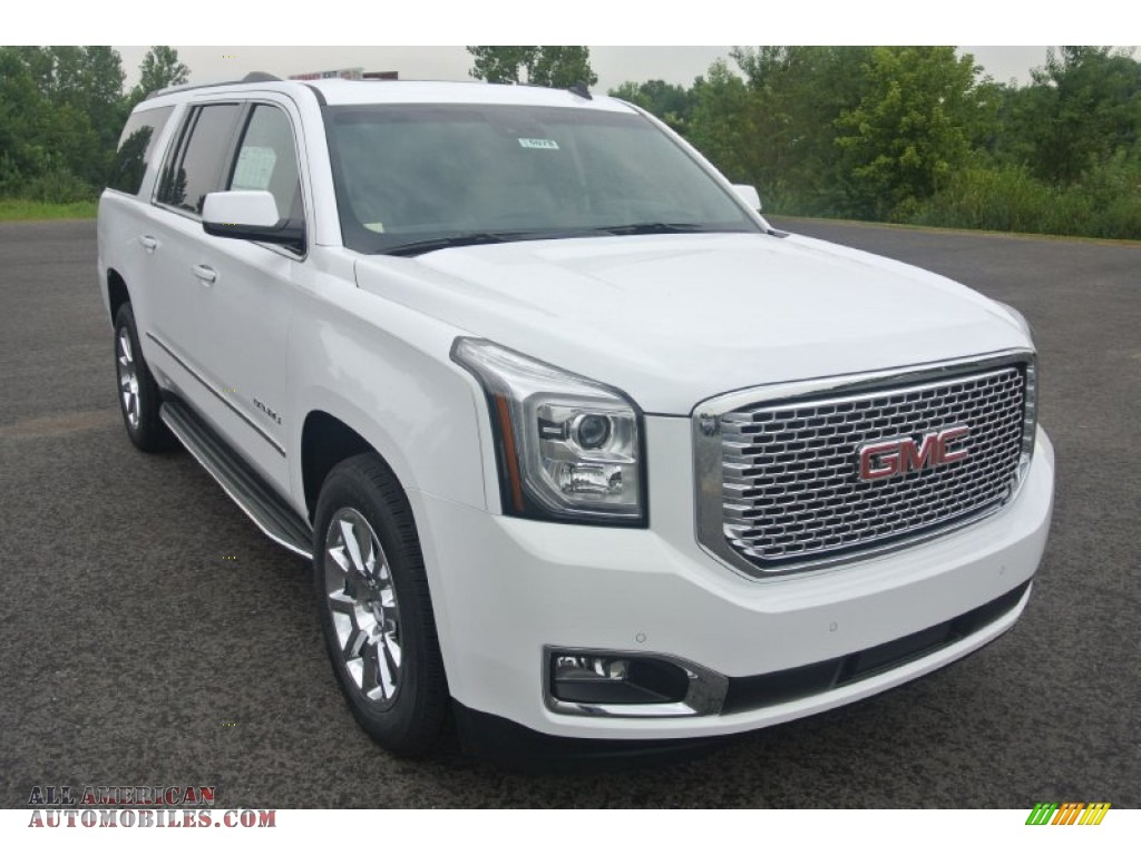 2015 gmc yukon xl denali 4wd in summit white photo 23 231541 all american automobiles buy. Black Bedroom Furniture Sets. Home Design Ideas