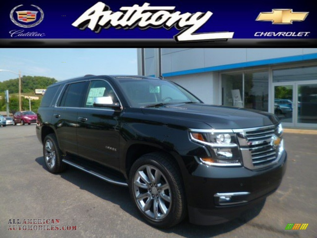 2015 chevrolet tahoe ltz 4wd in black 220489 all american automobiles buy american cars. Black Bedroom Furniture Sets. Home Design Ideas
