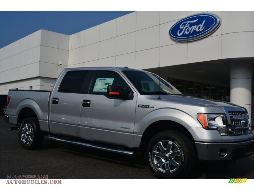 2014 ford f150 xlt supercrew in ingot silver c84254 all american automobiles buy american. Black Bedroom Furniture Sets. Home Design Ideas