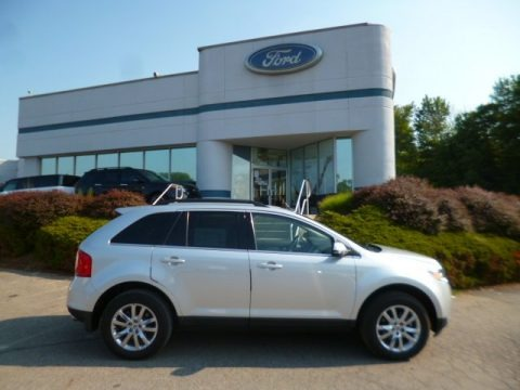 Ingot Silver Metallic 2012 Ford Edge Limited AWD