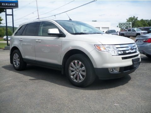 Light Sage Metallic 2007 Ford Edge SEL Plus AWD