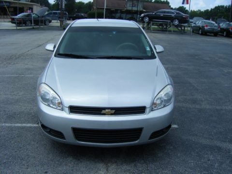 2004 Chevrolet Impala Ls In Cappuccino Frost Metallic